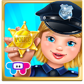 Game Baby Cops: Tiny Police Academy apk for kindle fire