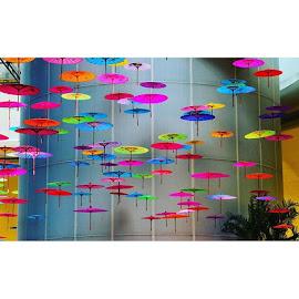 by Ivo Tunchel - Instagram & Mobile Instagram ( photolovers, photoart, umbrellas, color, photosbyivo, china, shangai )