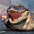 Game Crocodile Furious Bump APK for Kindle