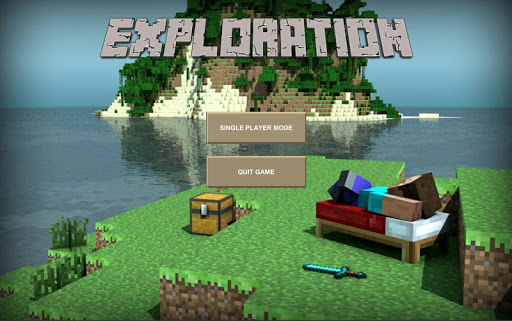 Exploration Lite : Crafting & Building For PC