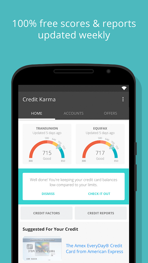 Credit Karma Screenshot 0