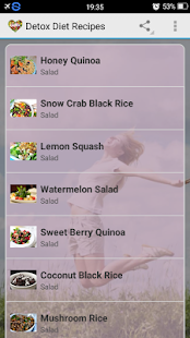 Detox Diet Recipes - screenshot