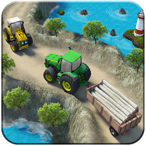 Tractor Simulator 2017 3d: Farming Sim Icon