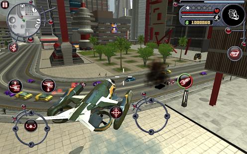 Game Future Crime Simulator apk for kindle fire