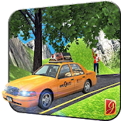 APK Game Drive Mountain Taxi Legends for BB, BlackBerry