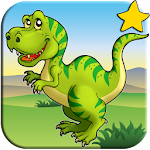 Kids Dino Adventure Game - Fun Game for Children Icon