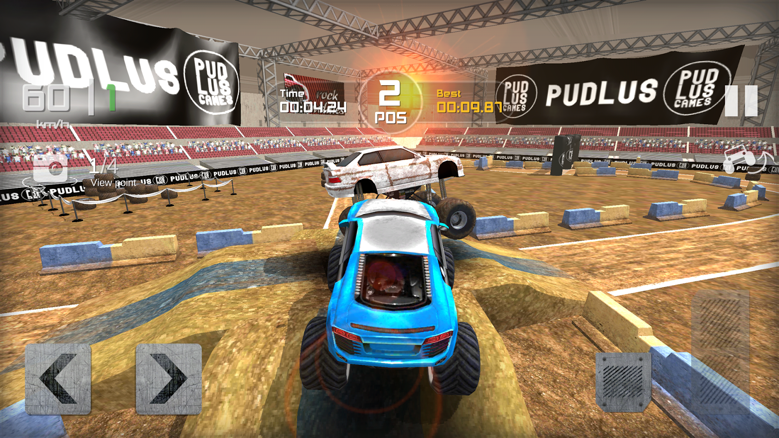 Monster Truck Race Screenshot 4