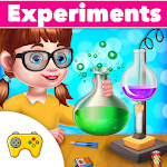 Science Tricks & Experiments In Science College Icon
