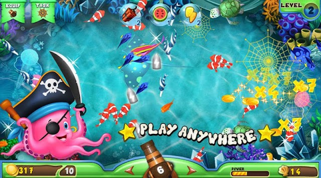 Fish Shooting - Fish Hunter - Fish Shooter APK screenshot thumbnail 9