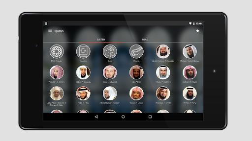 Quran Pro Muslim: MP3 Audio offline & Read Tafsir screenshot 6
