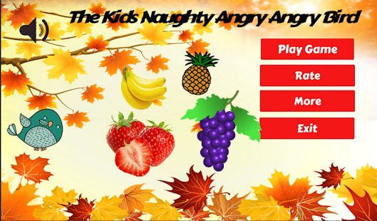 Game Kids Naughty Angry Birds APK for Windows Phone