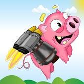 Game JetPack PIG APK for Kindle