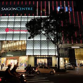 Saigon Centre by Beh Heng Long - Buildings & Architecture Architectural Detail ( vietnam )