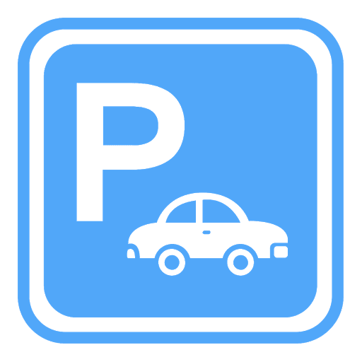 Paid parking on premises