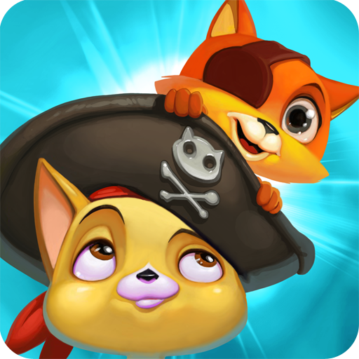 Kitty Pop Pirates Screenshot 0