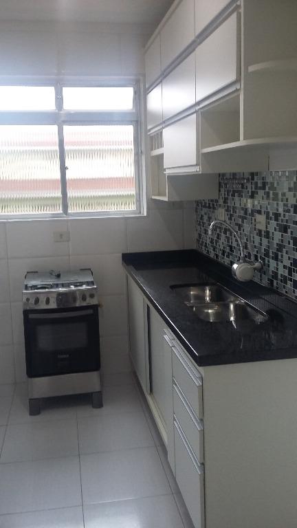 Apto 2 Dorm, Gonzaga, Santos (AP4187) - Foto 2