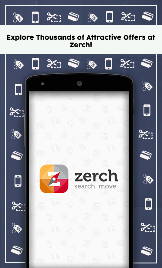 Zerch - Nearby deals & offers Screenshot 0