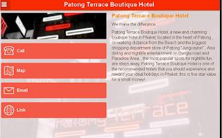Screenshot of Patong Terrace Boutique Hotel