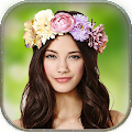 App Flower Crown Hairstyle Effects apk for kindle fire
