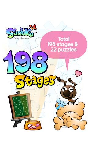 Sudoku Awesome - screenshot