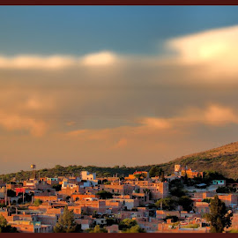village, mexico by Jim Knoch - City,  Street & Park  Skylines