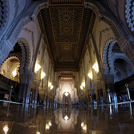 World's 3rd largest Mosque:Hassan ll. / Casablanca by Olimp Boros - Buildings & Architecture Places of Worship ( hassan2, casablanca, morocco )