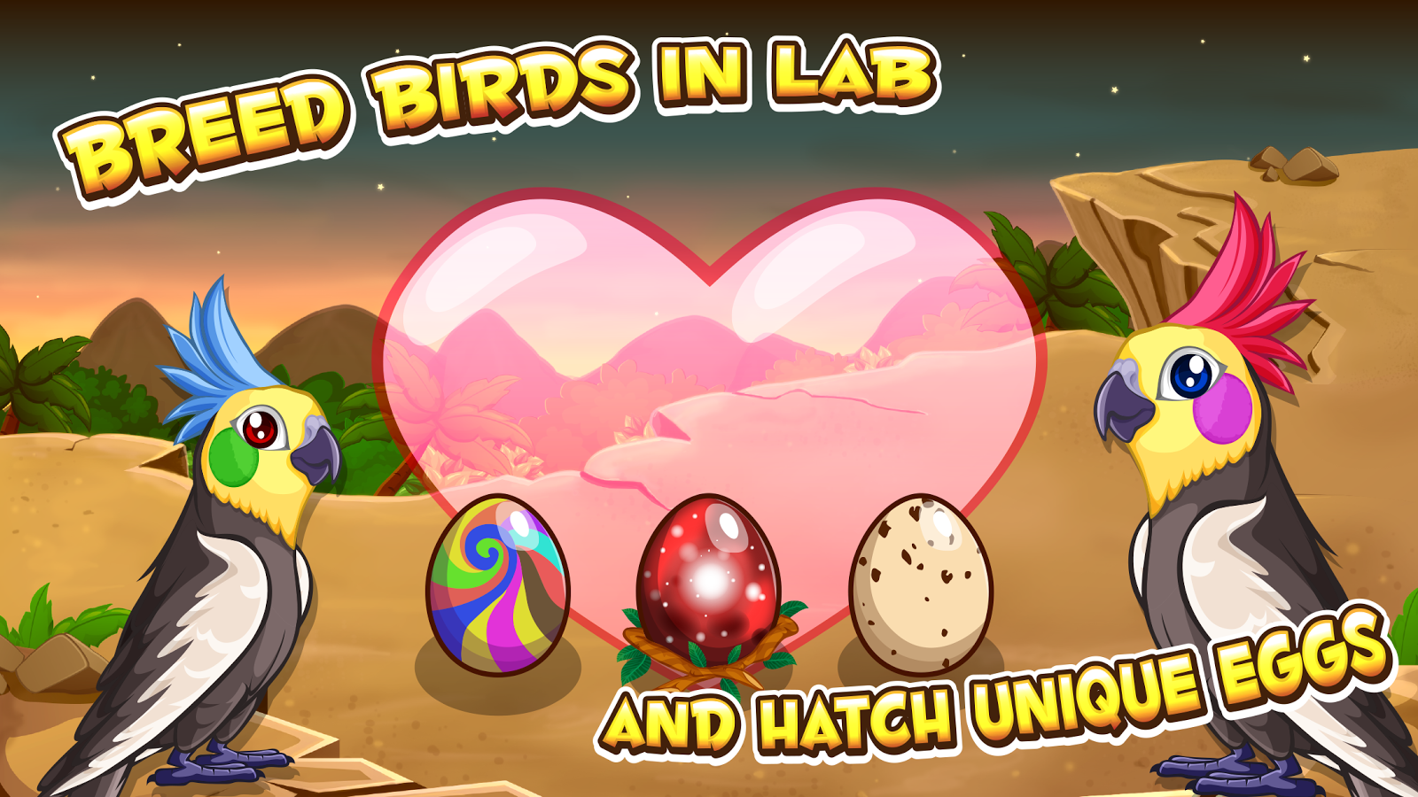 Bird Land Paradise Screenshot 7
