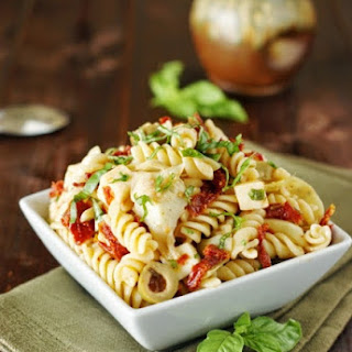 Artichoke Sun Dried Tomato Pasta Salad Recipes