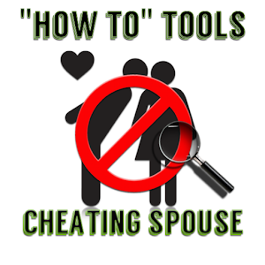 Cover art Catch Your Cheating Spouse!