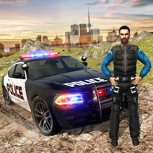 Offroad Police Car Chase Driving Simulator For PC / Windows 7/8/10 / Mac – Free Download