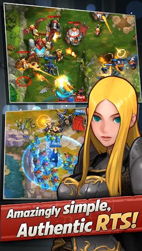 Castle Burn - RTS Revolution For PC