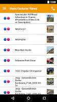 Screenshot of Perkins Motors DealerApp