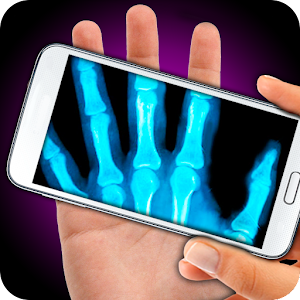 Simulator X-ray Hand Joke For PC