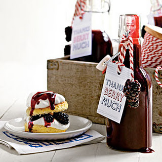 Blackberry Syrup With Corn Syrup Recipes