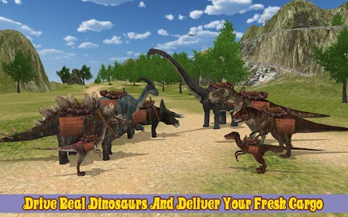 Prime Dinosaur Cargo SIM 2016 Cheats unlim gold