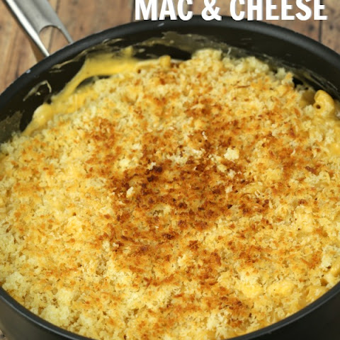 Easy Skillet Mac & Cheese