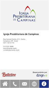 IP Campinas - screenshot