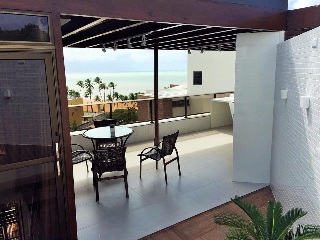 Cobertura residencial à venda, Cabo Branco, João Pessoa - CO0057.