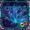 Smoky Color 3D Go Launcher Theme APK for Bluestacks