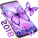 Free Butterfly Launcher Icon