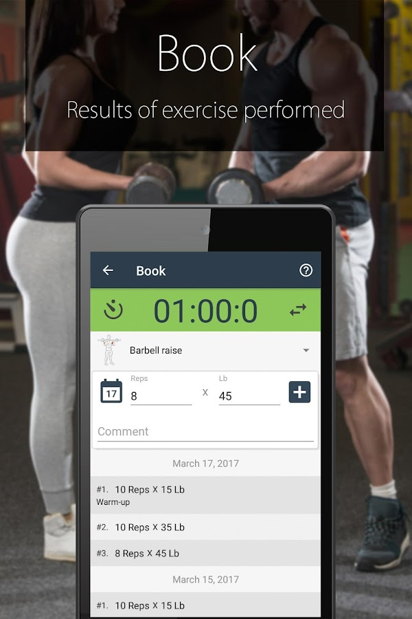 Fitness Coach FitProSport FULL Screenshot 2