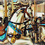 by Alice Gipson - Illustration Products & Objects ( alicegipsonphotograaphs, horse, carousel, carosels, carousells )