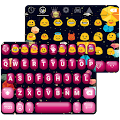 Sweet Love Emoji Keyboard APK baixar
