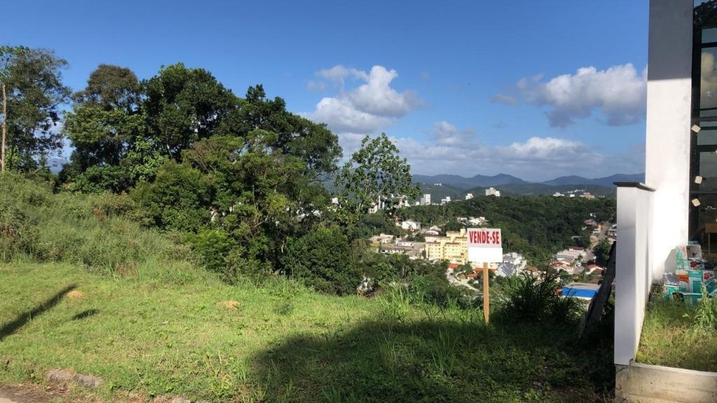 Terreno à venda, 565 m² por R$ 320.000 - São Pedro - Brusque/SC