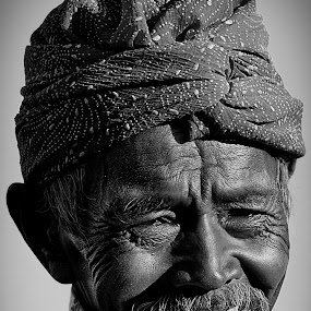 The Old Man by Steven Silman - People Portraits of Men