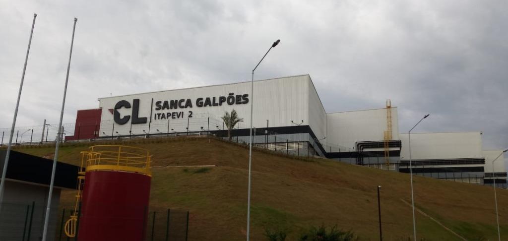Galpão para locação - Itaqui - Itapevi/SP