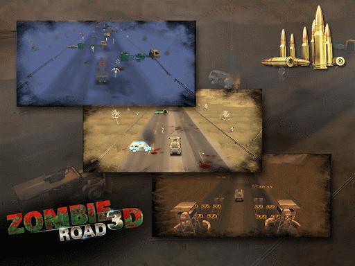 Zombie Road 3D