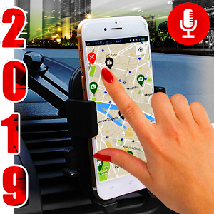 Voice GPS Direction Driving For PC (Windows & MAC)