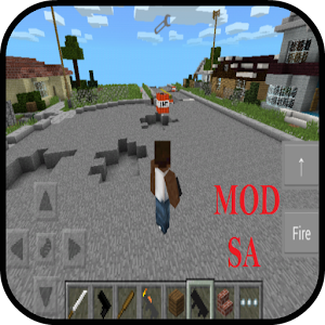 Mods GTA SA for Minecraft