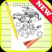 App Coloring Apps for Skylanders Fans APK for Windows Phone